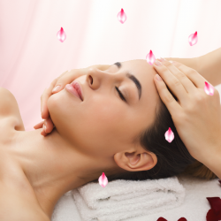 'Roses your Day' Overall Face & Body treatment experience