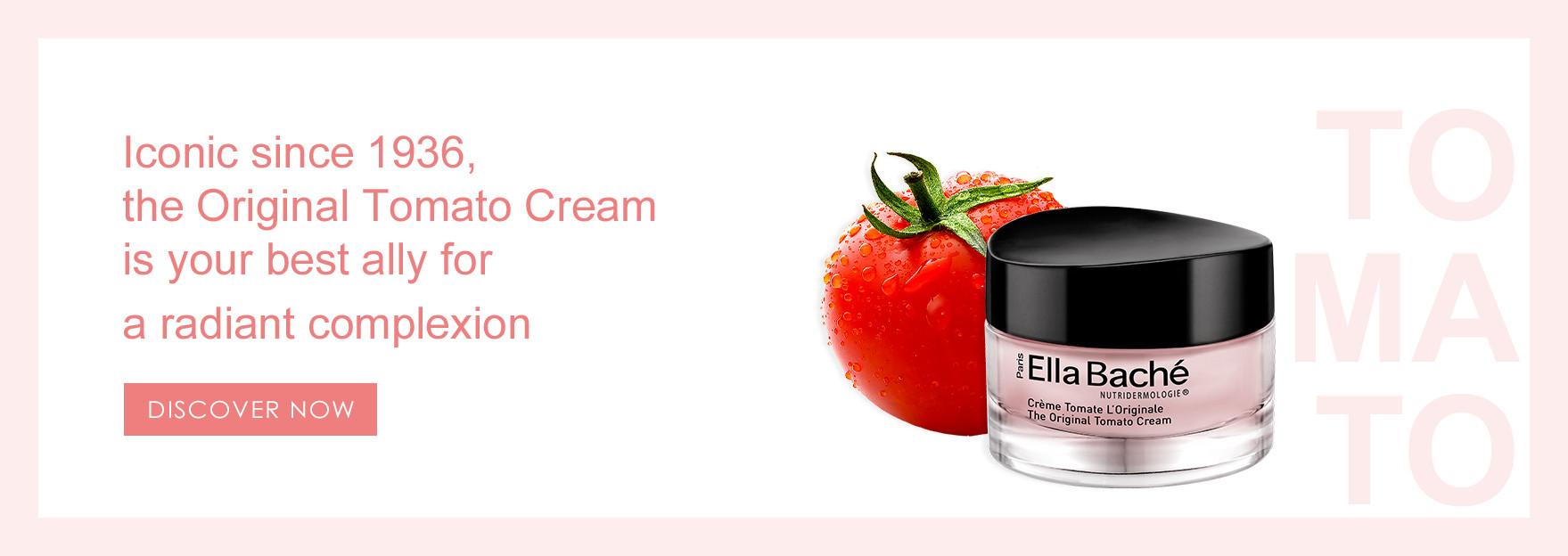 DIcsover our most iconic face cream : The Original Tomato Cream