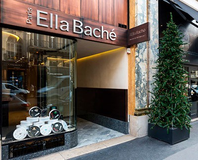 DISCOVER THE ELLA BACHÉ WORLD IN INSTITUTE